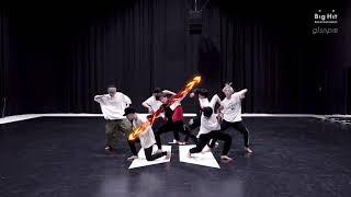 [방탄소년단 슈가] 'Black Swan'  방탄소년단 (BTS)Dance Practice With Spec…