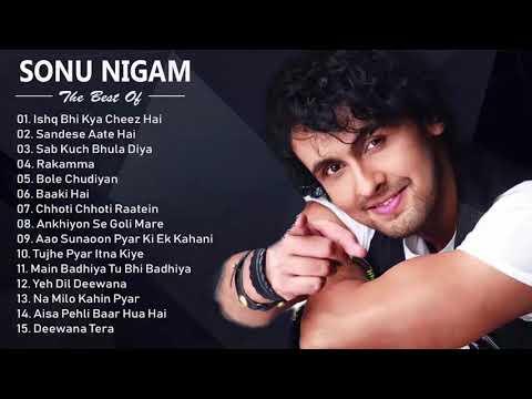 Best Of Sonu Nigam - Hit Romantic Album Songs - Evergreen Hindi Songs of Sonu Nigam | JUKEBOX