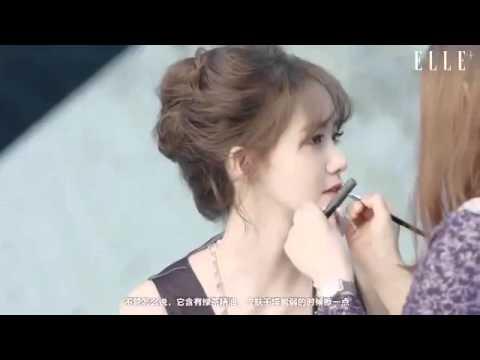 150320 [SNSD] Yoona - Photoshoot for ELLE Magazine China