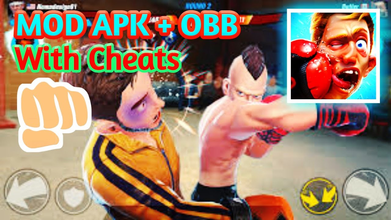 boxing star mod apk unlimited money and gold 1.4.5