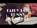 Fairy Tail Funny Moments #1 (ENGLISH DUB)