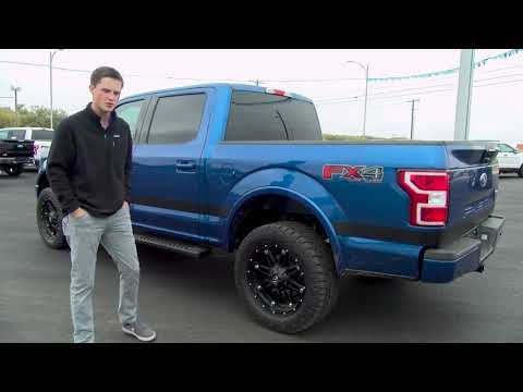 2018 Ford F-150 XLT Sport Appearance Package