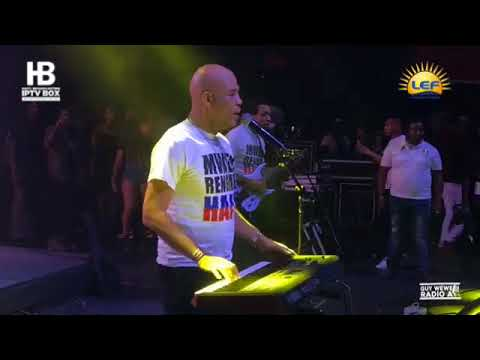 SWEET MICKY MICHEL MARTELLY FULL PERFORMANCE AU CHILI @ TEARO CAUPOLICÁN 16 DEC 2017