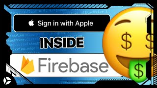 Gambar cover Firebase Authentication iOS - Sign in with Apple (EASY)