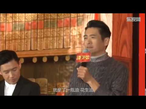 Chow Yun Fat  2014 still looking young and handsome