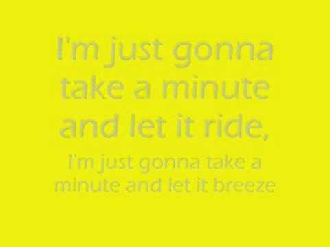 K'naan - Take a Minute (lyrics)