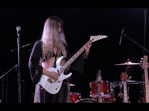 Lazy - Isa Nielsen (Deep Purple Cover)