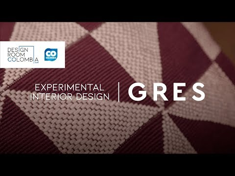 Gres, Experimental Interior Design | Design Room Colombia