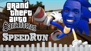 GOTTA GO FAST! | Let's Play: GTA San Andreas! [DE] | #Speedrun