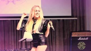 Хрустальный микрофон 2011 - Alyosha (Byblos, GUGA Entertainment Industry)
