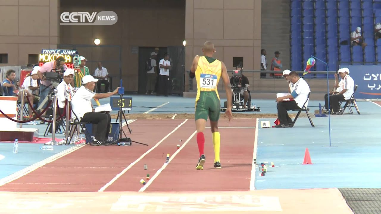 South African Athletics Glory.