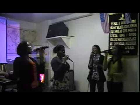 Sunday, February 2nd, 2014 - Pastor Ebere Ogba Trotman - Giving part 1