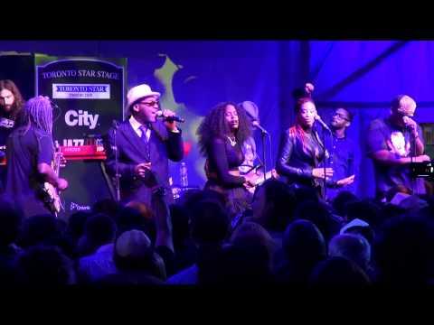 George Clinton & Parliament Funkadelic - Mothership Connection - Live at Toronto Jazz Festival 2015
