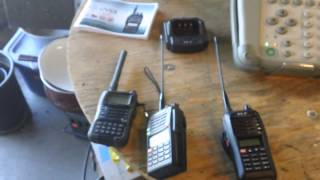 Self Reliance Comm Gear Update, Extreme Value, Wouxun KG-UV6_ Dualband Radio review, Part 1