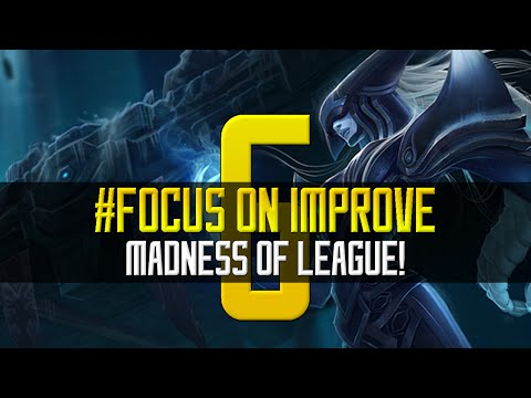 ◄ Madness of League! ► Patch 6.9 - #Focus on Improve - Lissandra Gameplay [German/HD/S6]