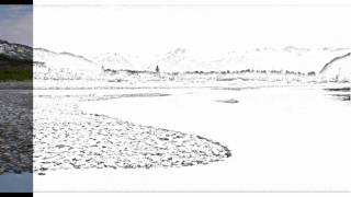 Auto Draw 2: Alsek River Valley, Alaska
