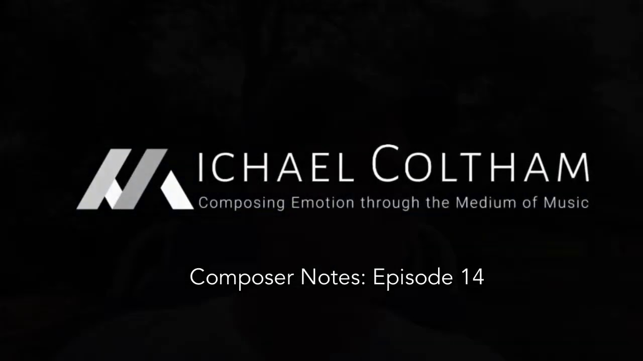 Composer Notes: Ep. 14 - The Mac is Dead!