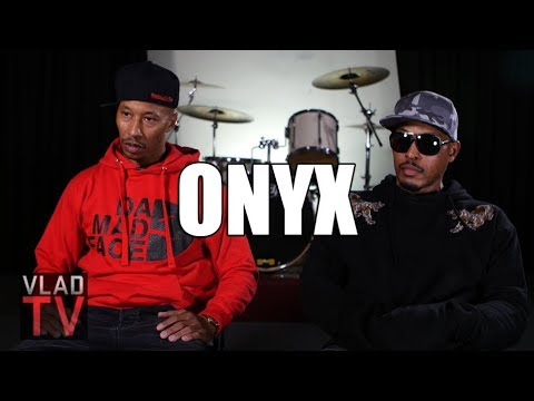 Onyx on Suge Asking Them to Join Death Row, Sticky Recording w Eminem Part 10