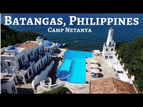 Camp Netanya: The Santorini Of Batangas │ Greek-inspired Resort And Hotel