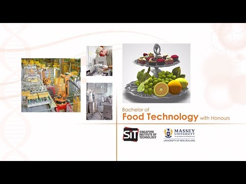 Bachelor's Degree in Food Technology   SIT