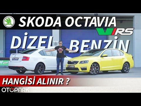 Skoda Octavia VRS | Dizel vs Benzin | Hızlı aile babaları! |