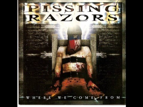 Pissing Razors...Keep To Myself  (W/Lyrics)