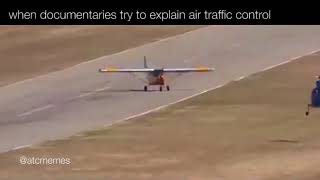 Absolutely unreal near collision due to ATC error
