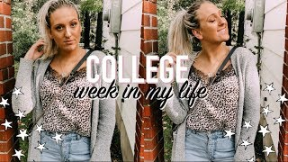 college week in my life | Western University + Q&A