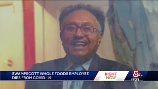 Whole Foods worker dies of COVID-19, store confirms