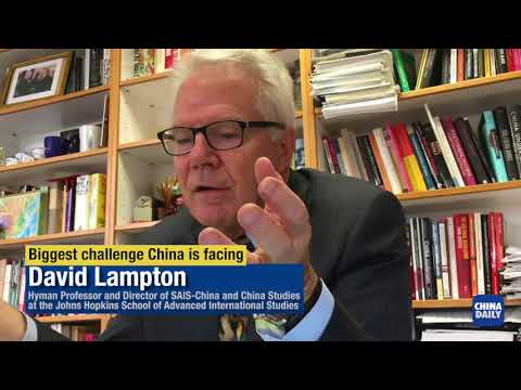 Interview with David Lampton
