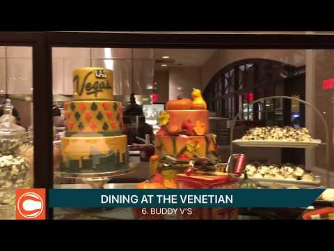 Listing Las Vegas: Top 5 places to dine at The Venetian