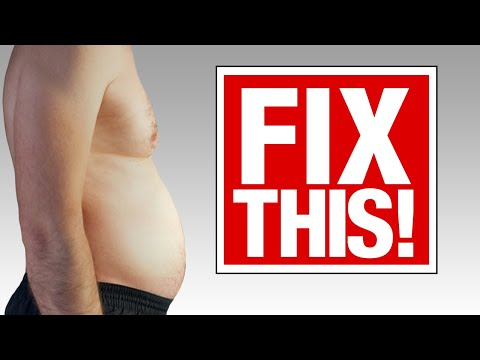 """how-to-lose-""""stubborn""""-belly-fat-(gone-in-4-steps!)"""