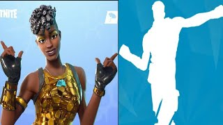 * ELECTRIFYING SWING and NEW DISCO DIVA SKIN * Fortnite Loja 30/12