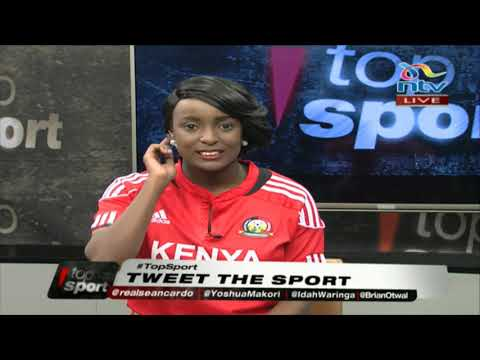 Kenyans shifting focus to the AFCON 2019 || #TopSport