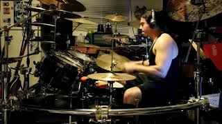 Demons & Wizards - Invincible Drum Cover