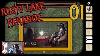 ПАРАДОКС! #1 [Rusty Lake]