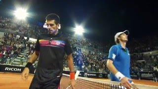 Djokovic Streak Tested By Murray In 2011 Rome Classic Moment