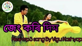 Jang Kori Dim Rap song mp3 2018// By Vigu Kashyap &  Latu Moni // R.M.B Fun