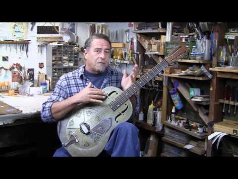 National Guitar Repair: 1933 Duolian