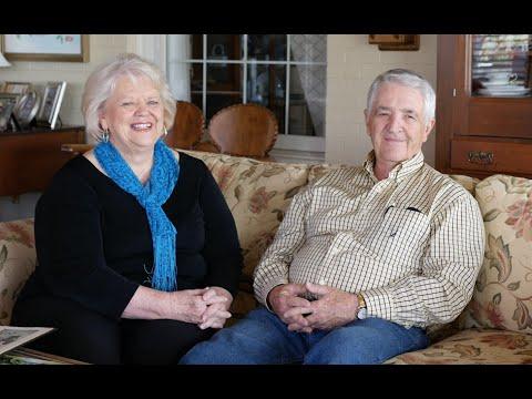 The Love Story of Dwight & Carolyn Houff