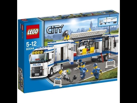 Lego city camion de police youtube - Lego camion de police ...