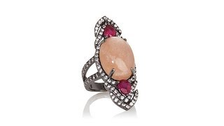 Rarities Peach Sunstone, Gemstone