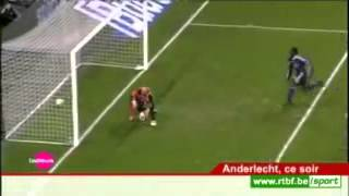Goalkeeper fail !! (or joke)