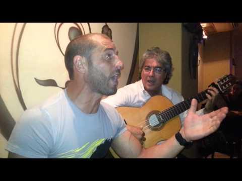 """Sergio """"el duende"""" triana"""