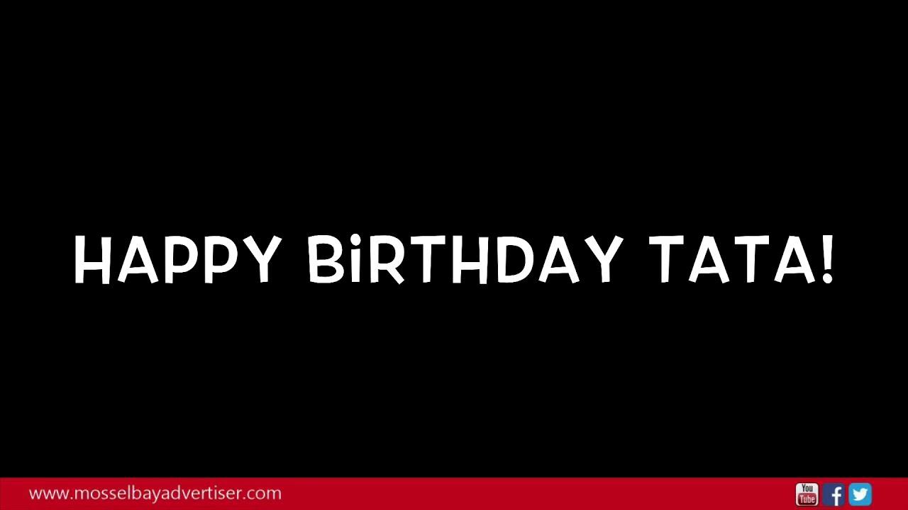 Download Happy birthday Tata Madiba!
