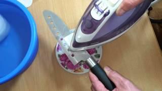 Как сделать рисунок на метале в домашних условиях своими руками
