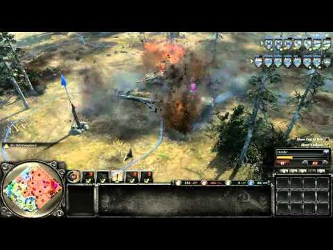 Company of Heros 2 retreat hell part 3