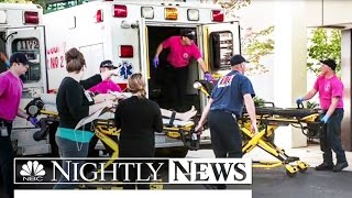 Mass Shooting at Oregon Community College Leaves 13 Dead, 20 Injured   NBC Nightly News