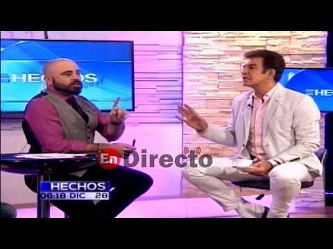 Salvador Nasralla Entrevista completa en TV AZTECA Honduras.