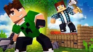 A MELHOR DUPLA DO BEDWARS !! - Minecraft (Com AuthenticGames)